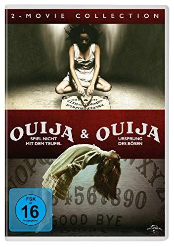 Ouija 2-Movie Collection [2 DVDs]