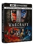 Warcraft : Le Commencement Copie [4K Ultra HD + Blu-Ray + Digital Ultraviolet]