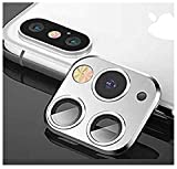 BYLKO Upgarde Camera Lens, Single/Dual Camera X XS XR XS-Max Convert to i Phone 11pro-Max, Camera...