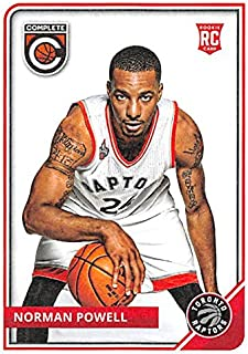 norman powell autograph
