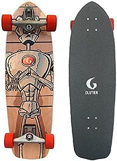 Glutier Surfskate Villain Technologies 34 monopati...
