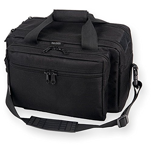 Bulldog Cases X-Large Deluxe Black Range Bag with...