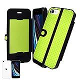 シズカウィル(shizukawill) iPhoneSE 第2世代 iPhone8 iPhone7 手帳型 ケース カバー カードポ……