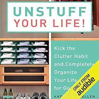 Page de couverture de Unstuff Your Life