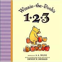 Winnie the Pooh's 1,2,3 (Winnie-the-Pooh)