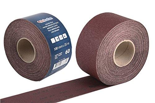 COFAN 09725120–Schleifpapier Rolle, Stoff