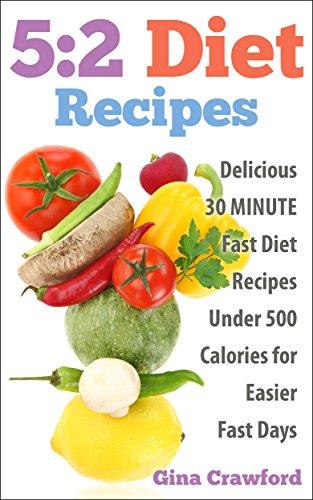 5-2 diet fast days 5 meals