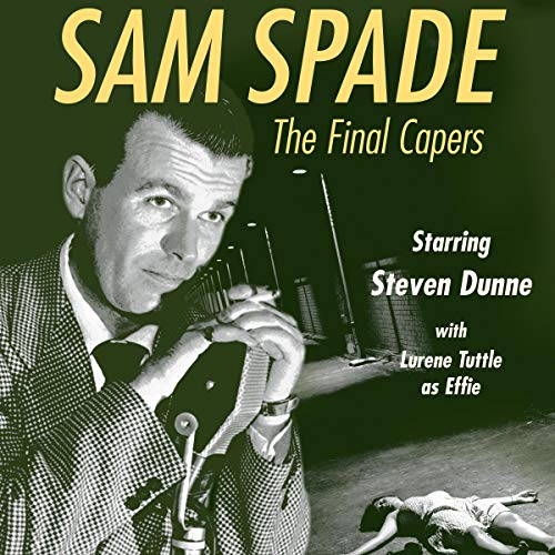 The Adventures of Sam Spade  By  cover art