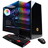 SkyTech Supremacy Gaming Computer PC Desktop -...