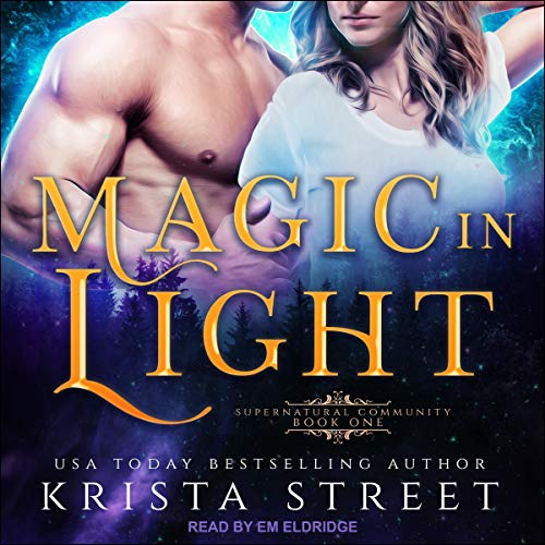 Magic in Light cover art