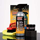 QM Cleaner PACK LEATHER | Pack de limpieza total e hidratación para materiales de piel y derivados