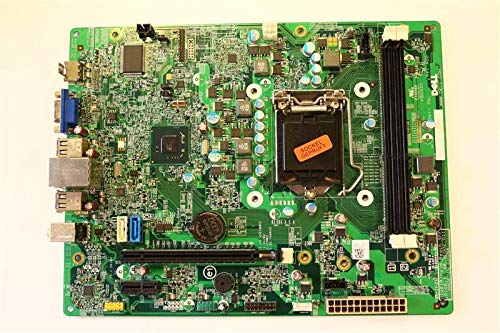 Dell Optiplex 390 Mainboard Sockel 1155 DIH61R / Palm_Beach SFF #88691