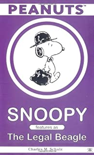 Snoopy Features as the Legal Beagle