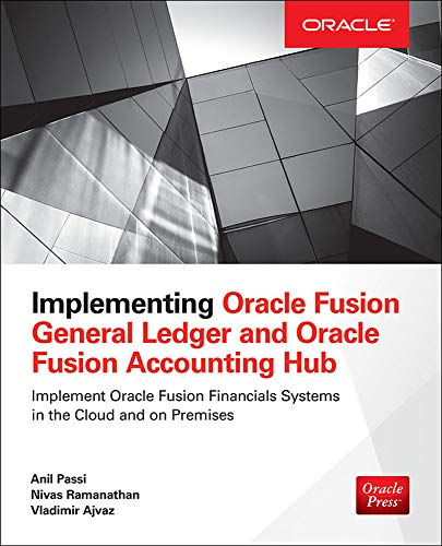 Implementing Oracle Fusion Gener...