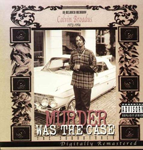 Murder Was the Case (Explicit Version) [Vinyl LP]