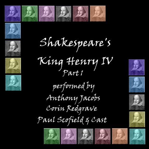 Henry IV, Part 1 (Dramatised) cover art