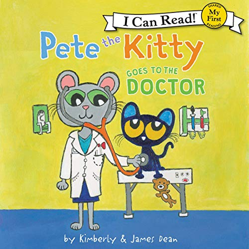 Couverture de Pete the Kitty Goes to the Doctor