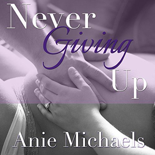 Never Giving Up cover art