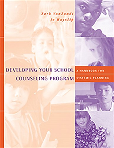 Developing Your School Counseling Program