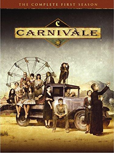 Carnivàle_(TV_Series) [Reino Unido] [DVD]