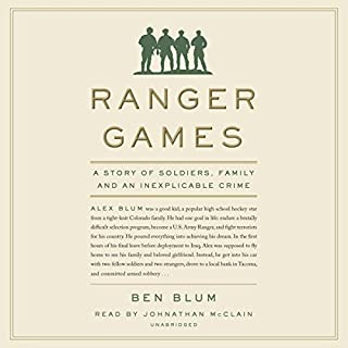 Ranger Games cover art