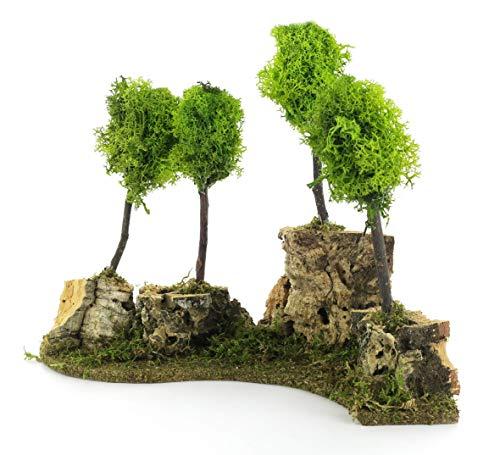Ferrari & Arrighetti Little Forest, legno, multicolore, taglia unica