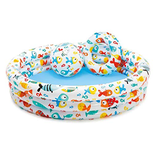 Portable Indoor Outdoor baby Zwembad Air Cushion Opblaasbare Badkuip Ronde Basin Water van de zomer Pool Toys for Children Play