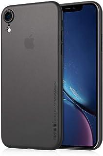 memumi para iPhone XR Funda, 0.3 mm PP Plástico Ultra Delgado Funda Protectora Carcasa Compatible con iPhone XR Case Anti-...