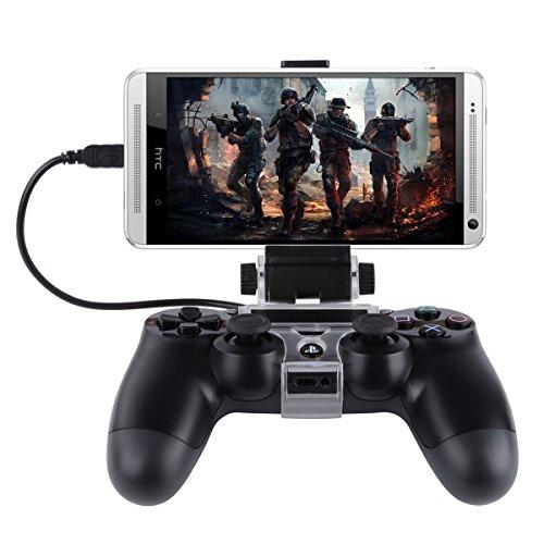 Megadream? Flexible Universal Smart Android Teléfono Móvil Abrazadera Juego Clip para PS3Playstation...