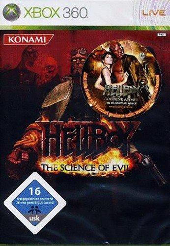 Hellboy - The Science of Evil [Importación alemana]