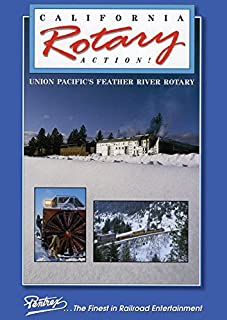 Union Pacific's Feather River Rotary [DVD] [2014]
