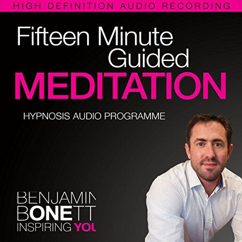 Fifteen Minute Guided Meditation - Deeply Relax the Body and Mind cover art