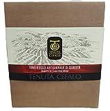 Vino Rosso Artigianale di Qualità - Bag in Box 5 L