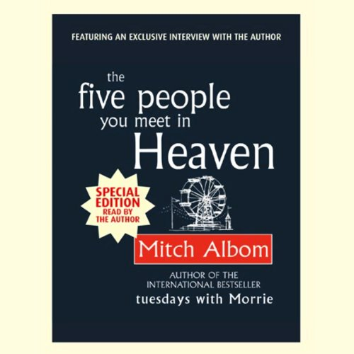 The Five People You Meet in Heaven Titelbild