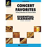 Concert Favorites Vol. 2 - Conductor Concert Band/Harmonie/Fanfare (Essential Elements 2000 Band)