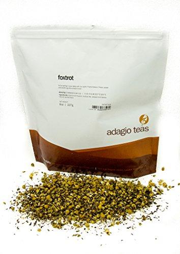 Adagio Teas Foxtrot Loose Herbal Tea, 8 oz.