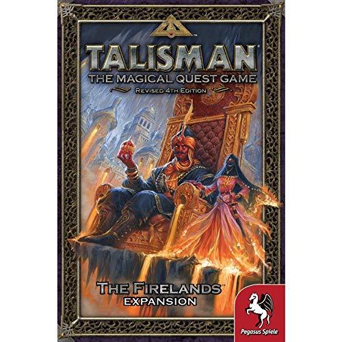 Pegasus Spiele 56209E - Talisman - The Firelands (Expansion)