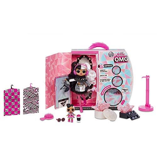 Giochi Preziosi - Lol Surprise, Winter Disco, Doll Face, LLU96100