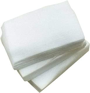 Digital Shoppy Nail Polish Remover Cleaner Wipes Lint Paper Pad -100 pcs