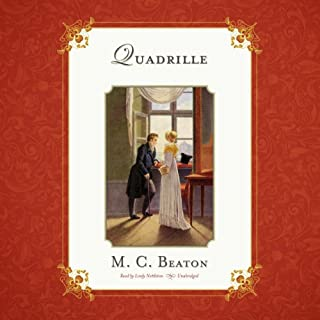 Quadrille audiobook cover art