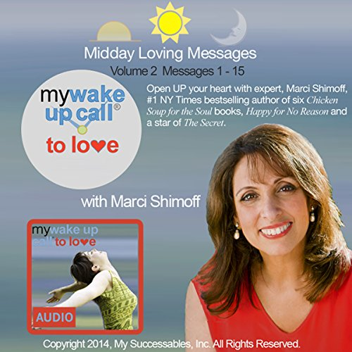 My Wake UP Call (R) to Love: Daily Inspirations, Volume 2 cover art