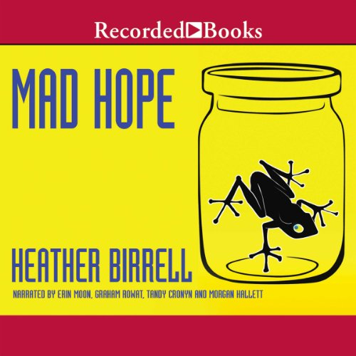 Mad Hope audiobook cover art