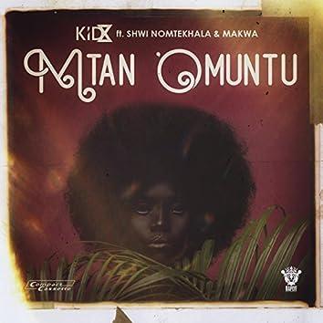 Mtan 'Omuntu