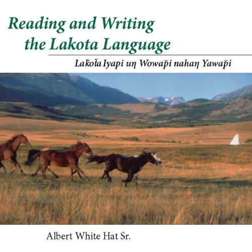 Compare Textbook Prices for Reading and Writing the Lakota Language Book on CD  ISBN 9780874808872 by White Hat Sr, Albert