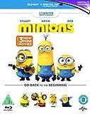 Minions [Edizione: Regno Unito] [Reino Unido] [Blu-ray]