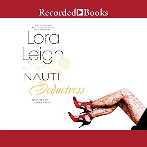 Nauti Seductress audiobook cover art