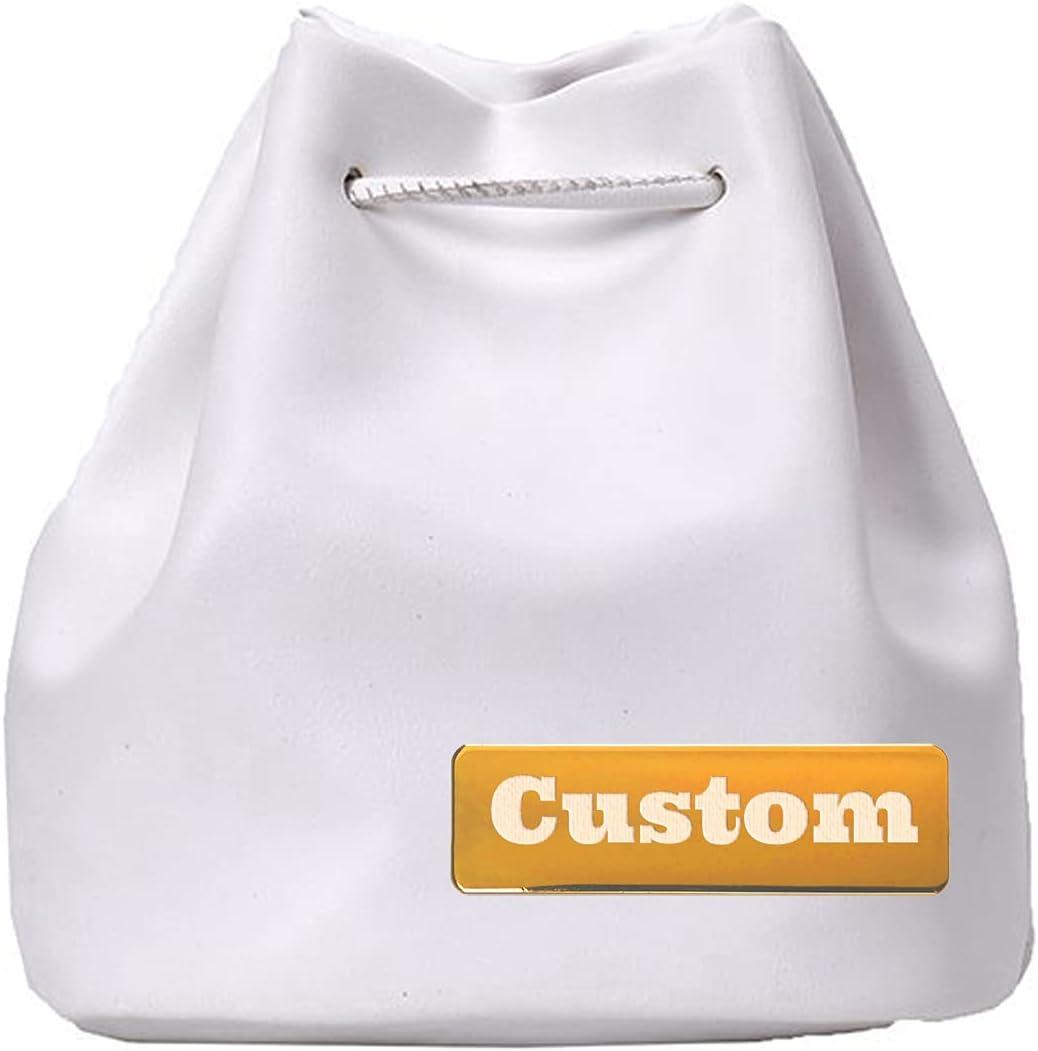 Popular Dedication brand Custom Round Crossbody Leather Bag Women for Back Small Shoulder