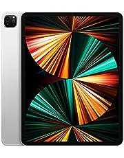 2021 Apple iPad Pro (12,9-tums, med Wi‑Fi + Cellular, 256GB) - silver (femte generationen)