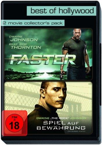 Best of Hollywood - 2 Movie Collector's Pack: Faster / Spiel auf Bewährung [2 DVDs]