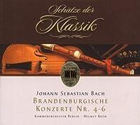 Brandenburg Concerto No. 4-6 by J.S. Bach (2008-07-08)
